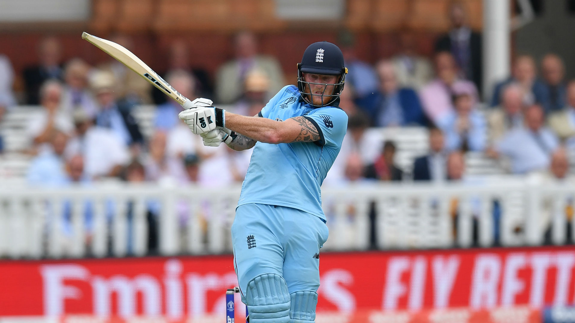 England's openers have been in outstanding form at the Cricket World Cup but Brad Hogg thinks Ben Stokes will stand up in the decider.