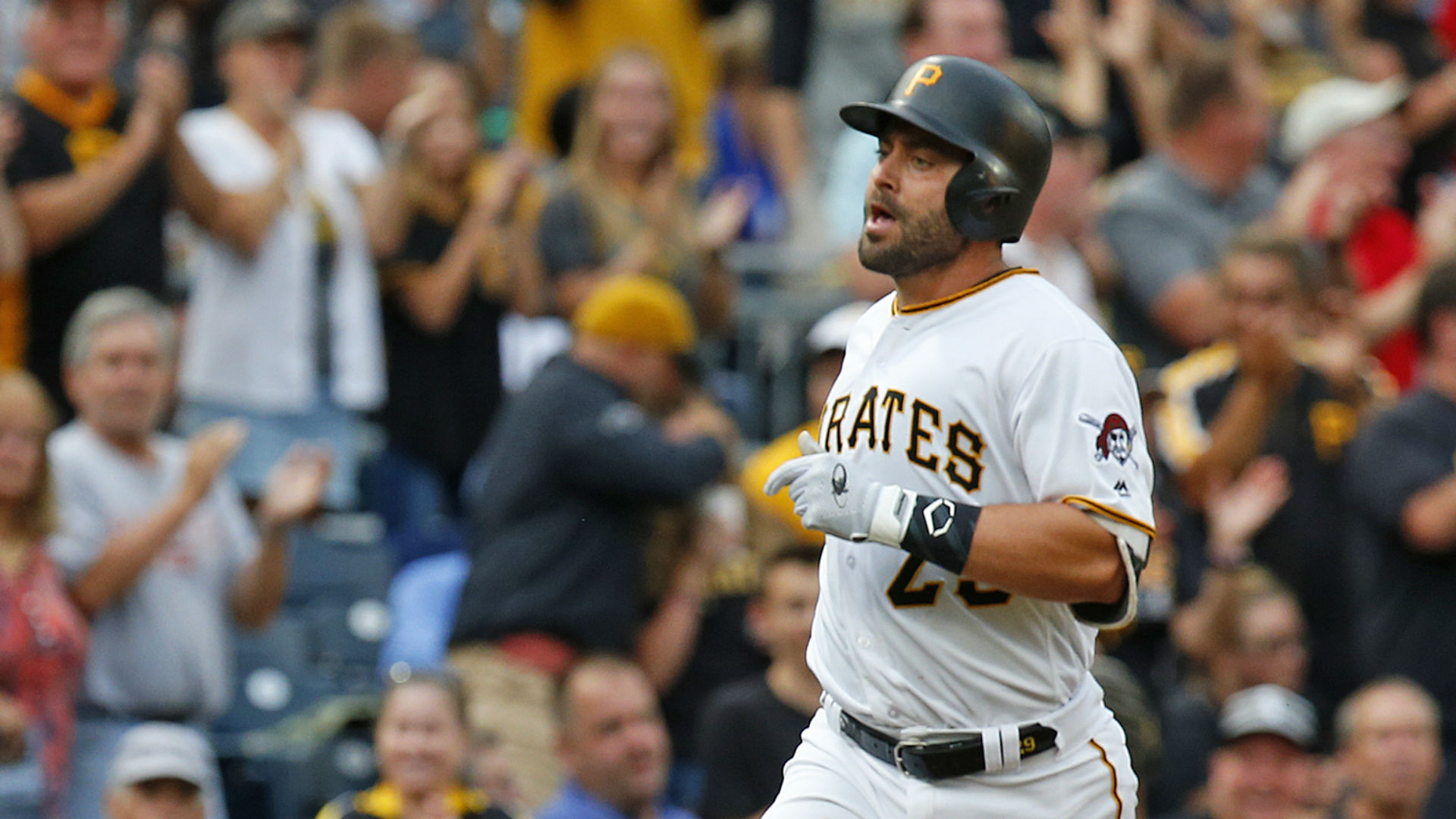 Cervelli has played in just 34 games this season after suffering the sixth concussion of his career in May.