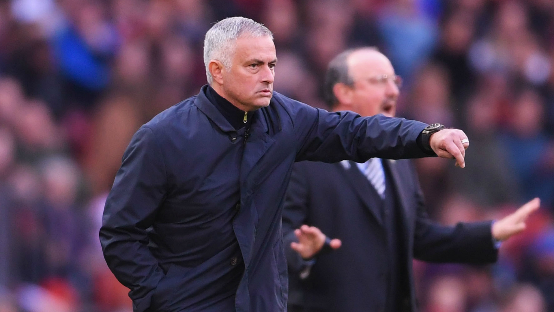 Newcastle United have been linked with a move for Jose Mourinho but the former Manchester United boss indicated he would not be interested.