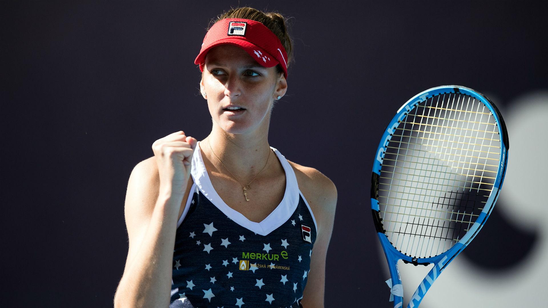 Pliskova qualifies for WTA Finals