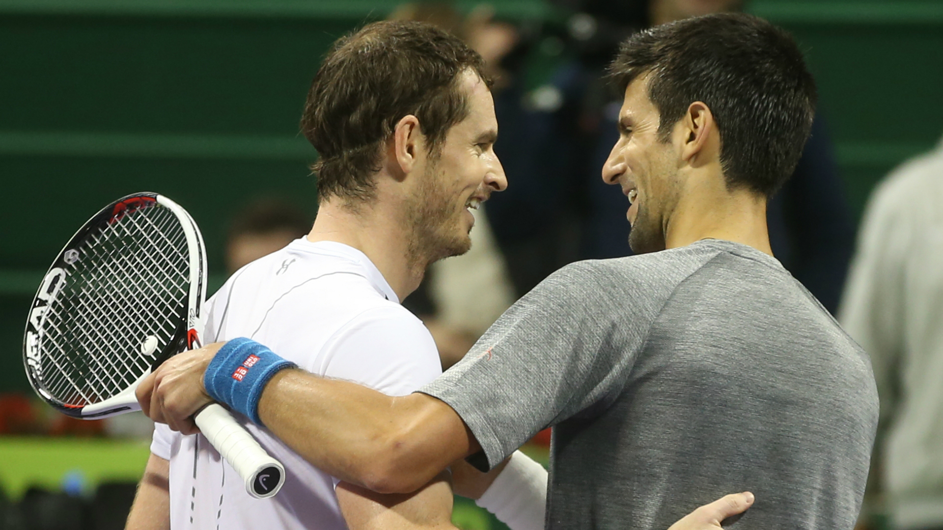 Novak Djokovic paid tribute to Andy Murray in an Instagram post as the curtain prepares to come down on the latter's tennis career.