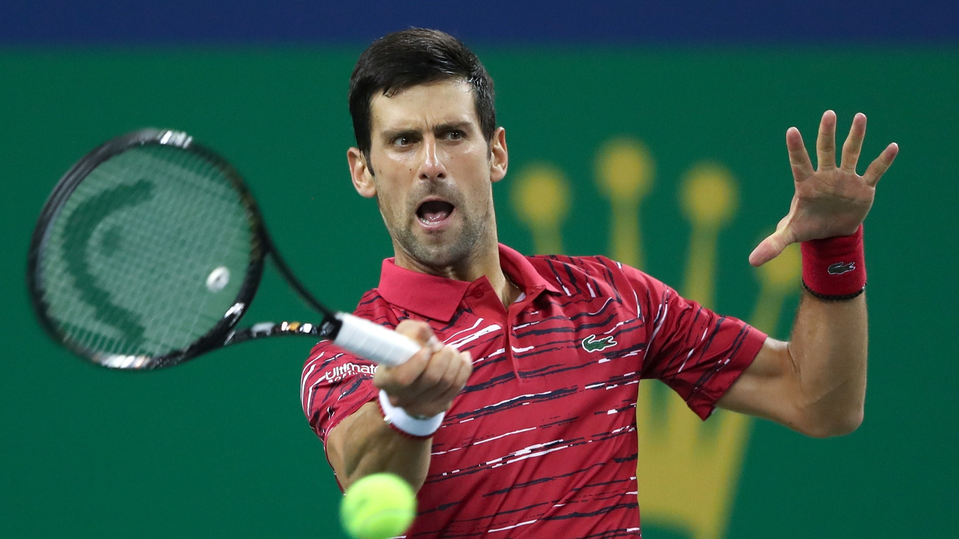 Novak Djokovic and Roger Federer face tough tests next after reaching the Shanghai Masters quarter-finals.