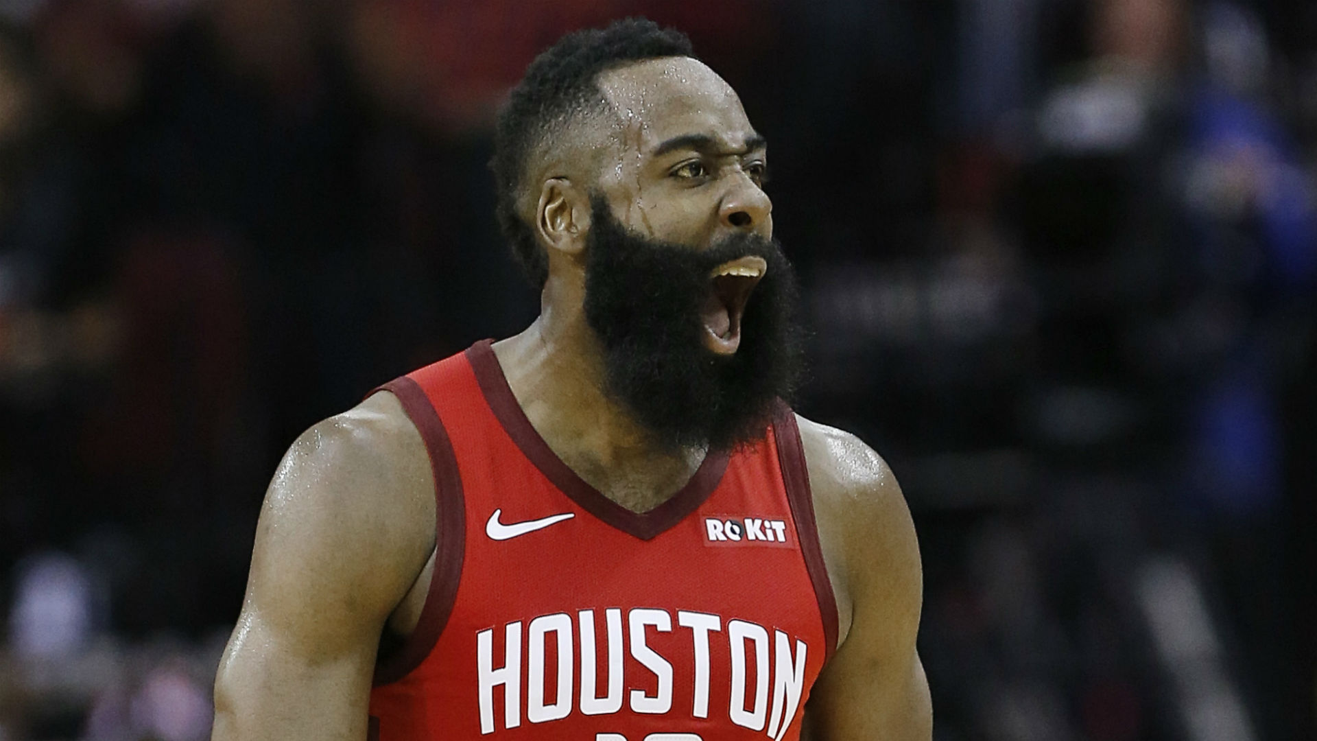 Harden adjusting to double-teams