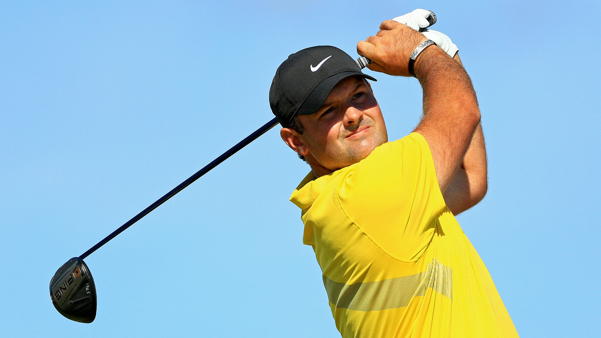 A two-stroke penalty dented Patrick Reed's hopes of victory in The Bahamas, with the Texan adamant he did not intend to break the rules.