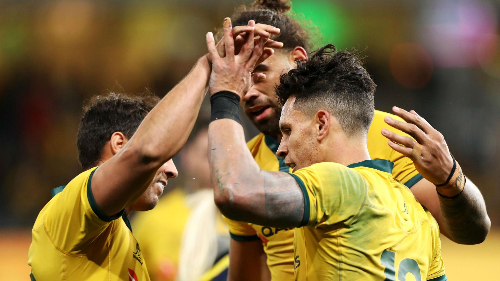 Report: Australia 34-15 Samoa