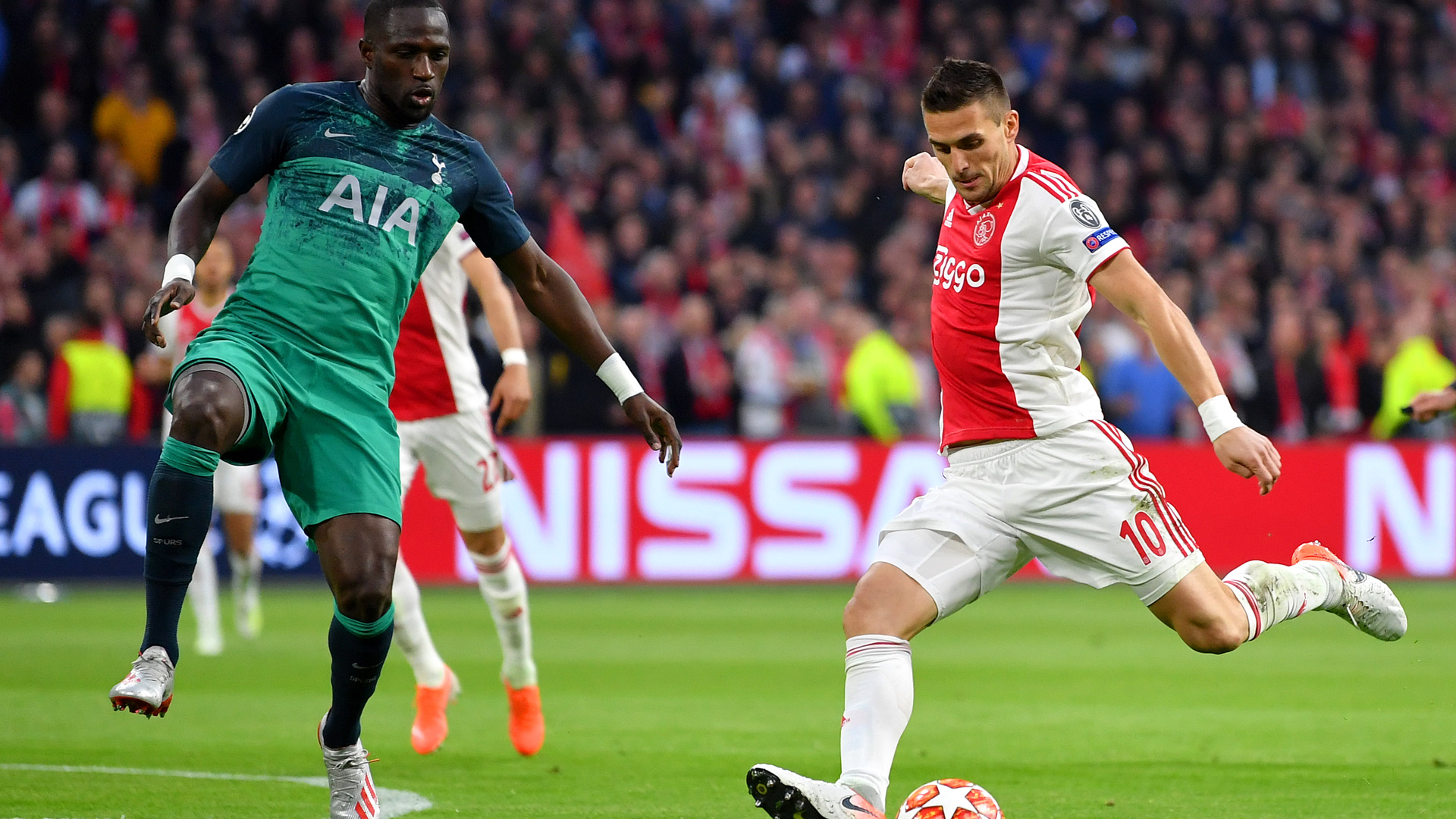 887be296d2e4f Ajax deserved better than their Champions League exit against Tottenham
