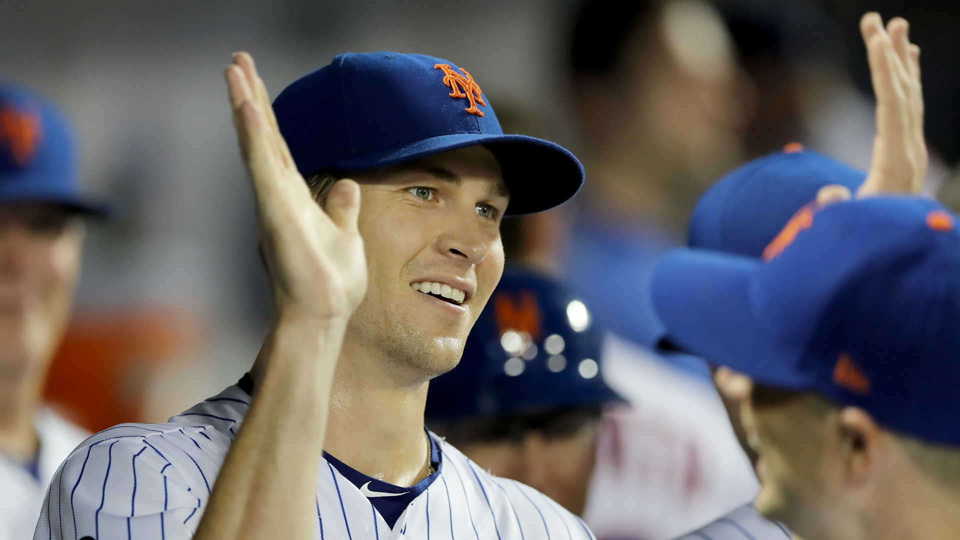 Mets, deGrom on the clock