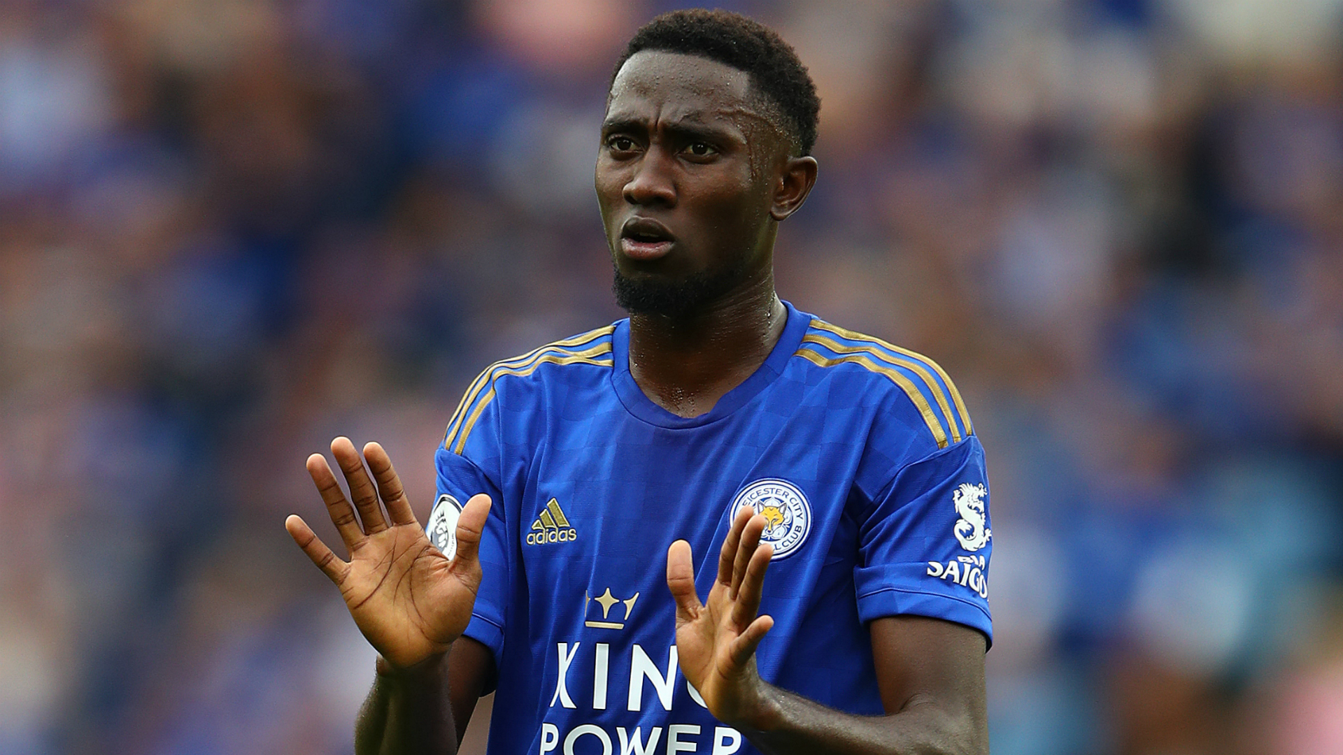 Ndidi to miss Leicester v Man City