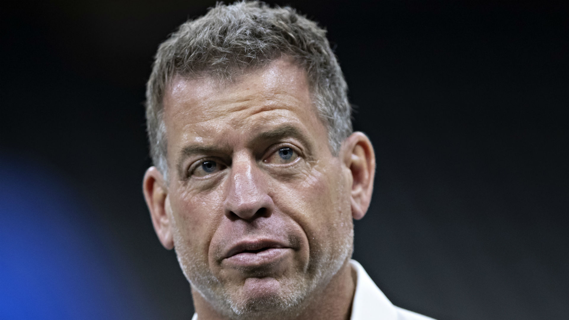Dallas Cowboys legend Troy Aikman would like to work in an NFL front office - but is not expecting his former team to give him a shot.