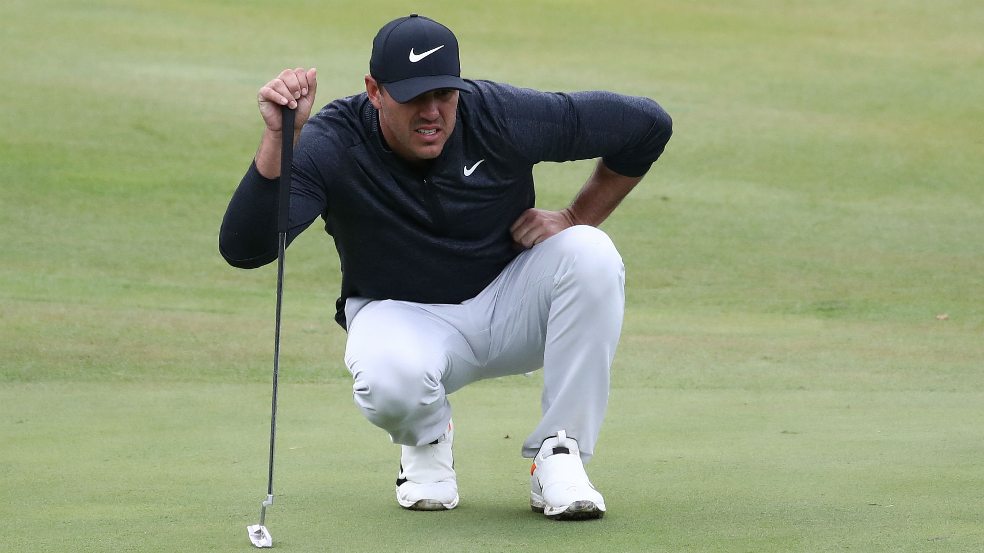 "Four-time major winner Brooks Koepka admitted he was ""hurt all year"" with a knee injury that he hopes to have finally got to the bottom of."