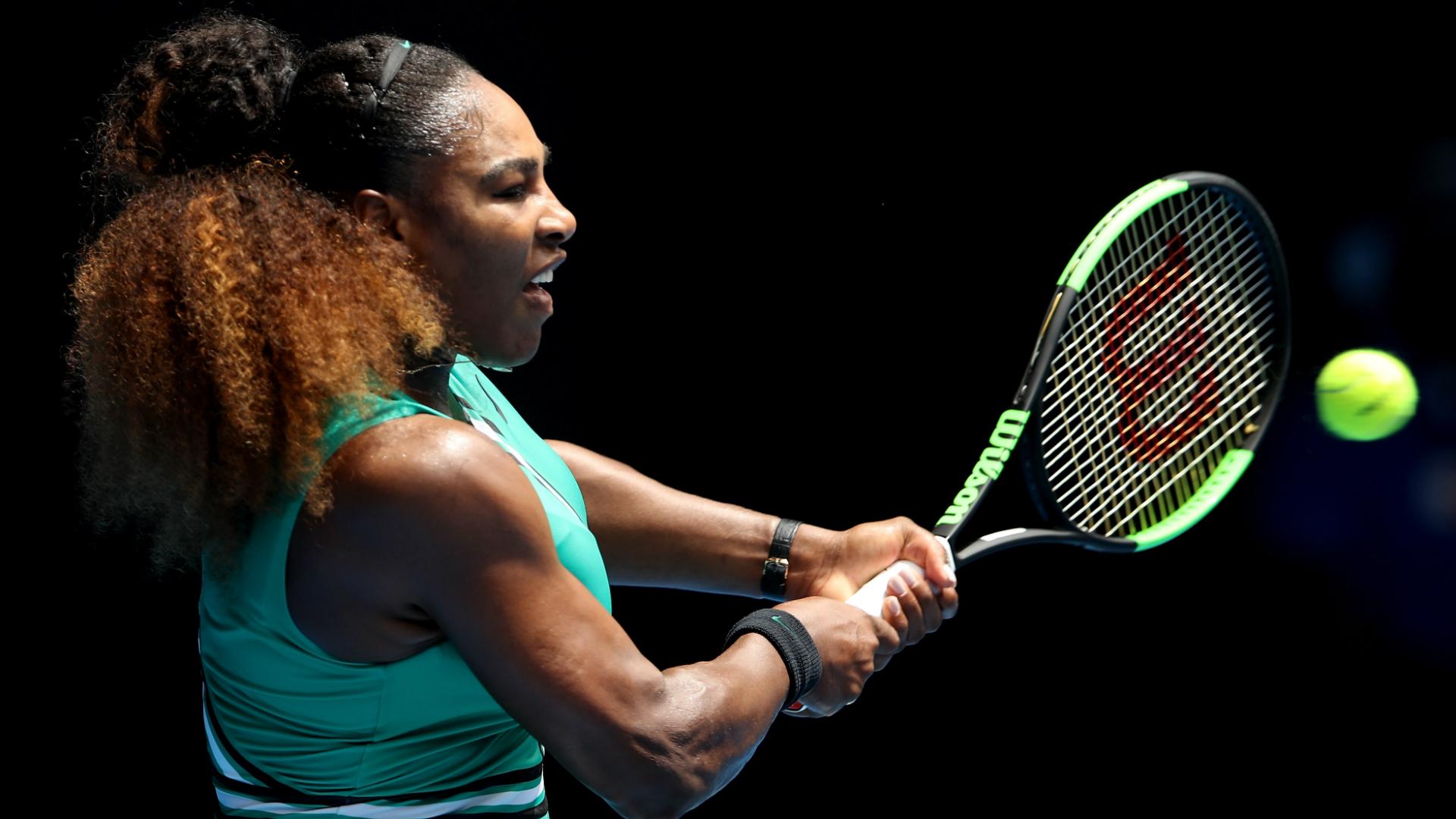 Serena: Greatest win of my career