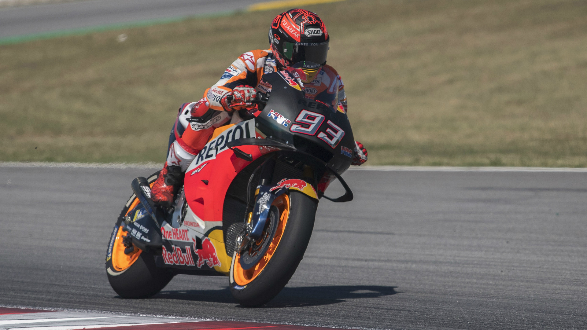 He may have a dominant lead in the MotoGP standings but Marc Marquez will not let up when the racing resumes in August.
