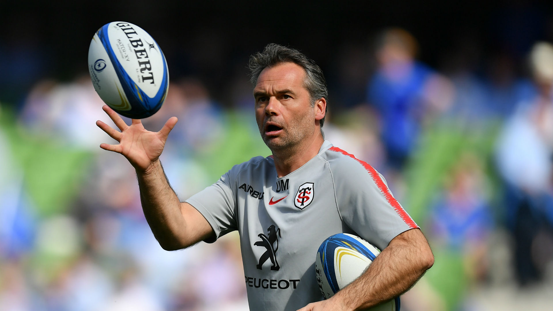 After Toulouse beat Clermont Auvergne to win the Top 14 title for the 20th time, Ugo Mola paid tribute to his players.