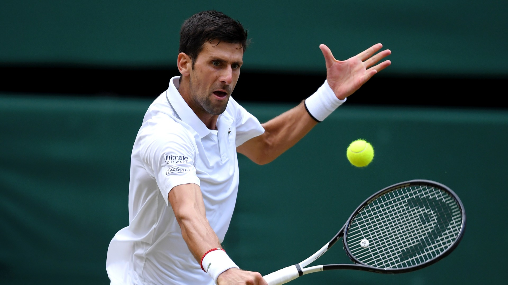 After winning Wimbledon, Novak Djokovic has decided to skip playing at the Rogers Cup.