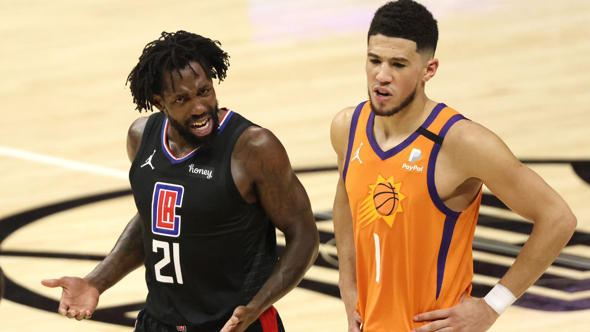 Patrick Beverley had been traded by the Los Angeles Clippers on Sunday and has moved again to the Minnesota Timberwolves.