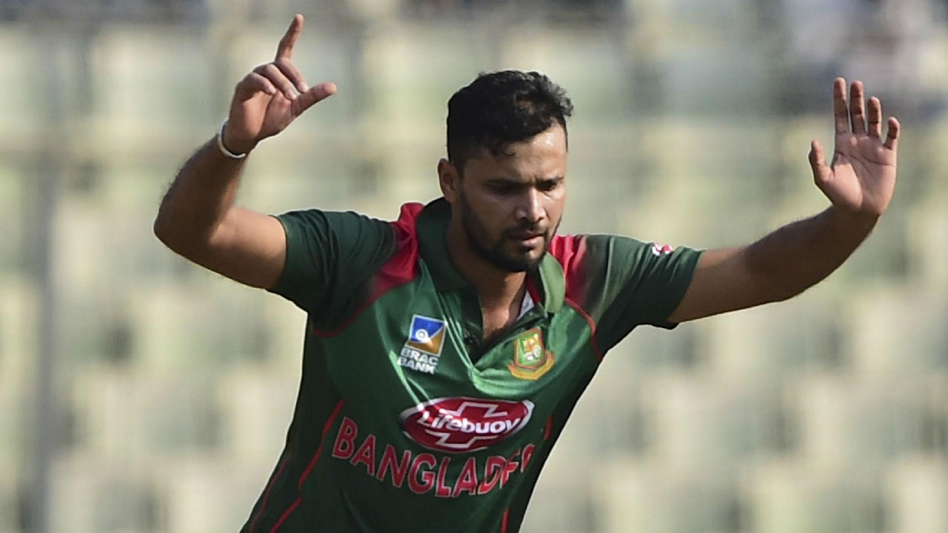 Bangladesh cruise to ODI victory