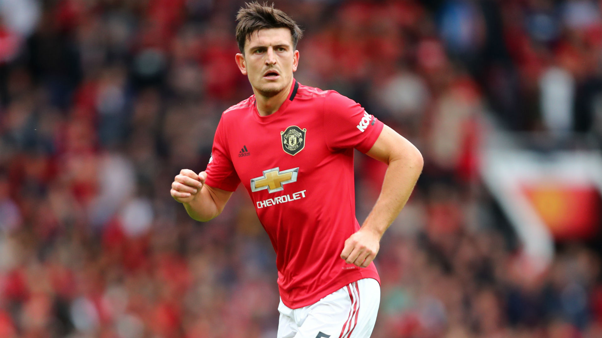 Harry Maguire has trained well for Manchester United but Ole Gunnar Solskjaer is aware of this being a difficult time for his captain.