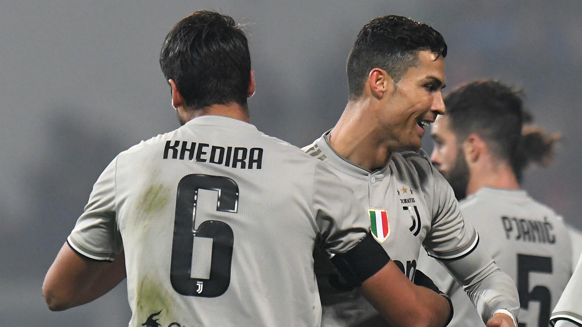 Khedira hails extraordinary Ronaldo