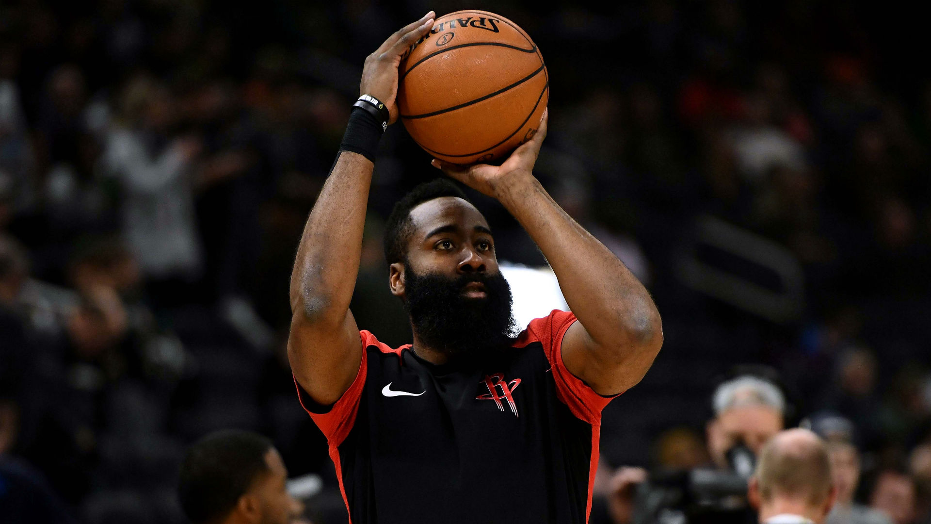Rockets not thinking about playoffs