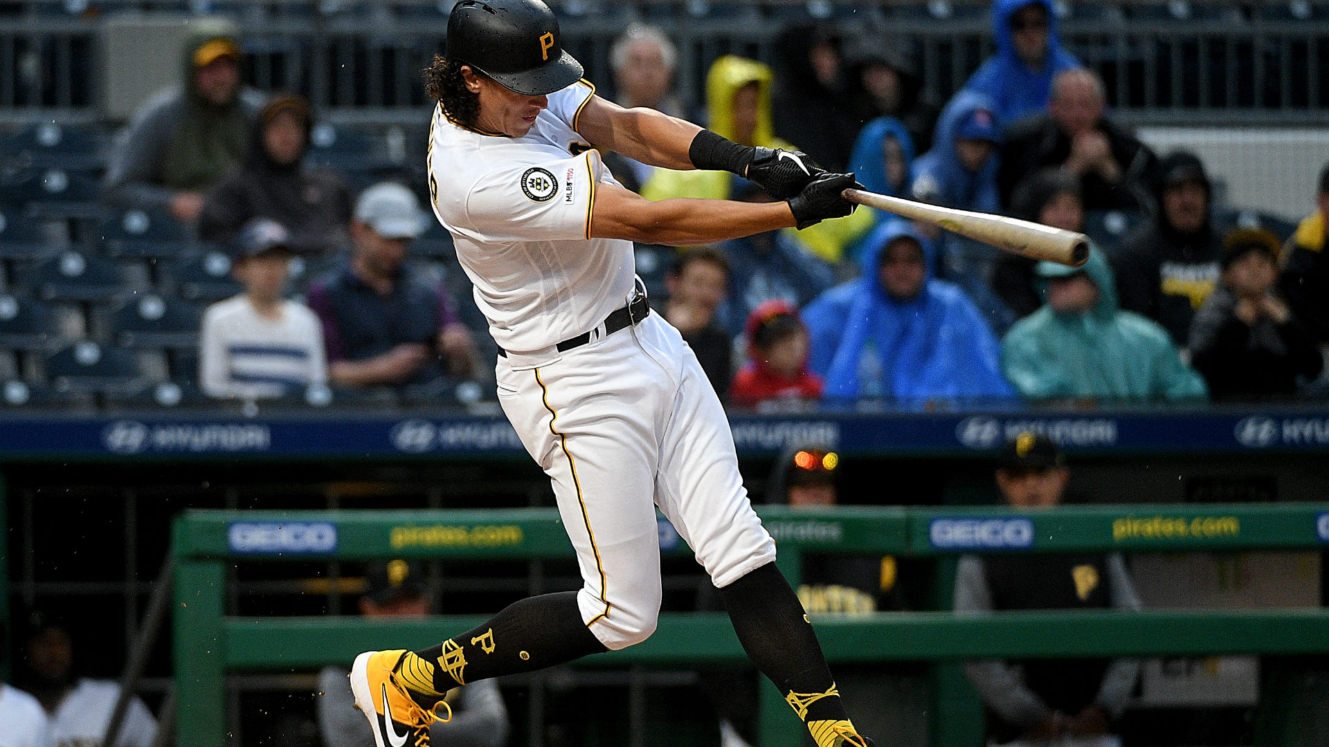Cole Tucker's home run powers Bucs