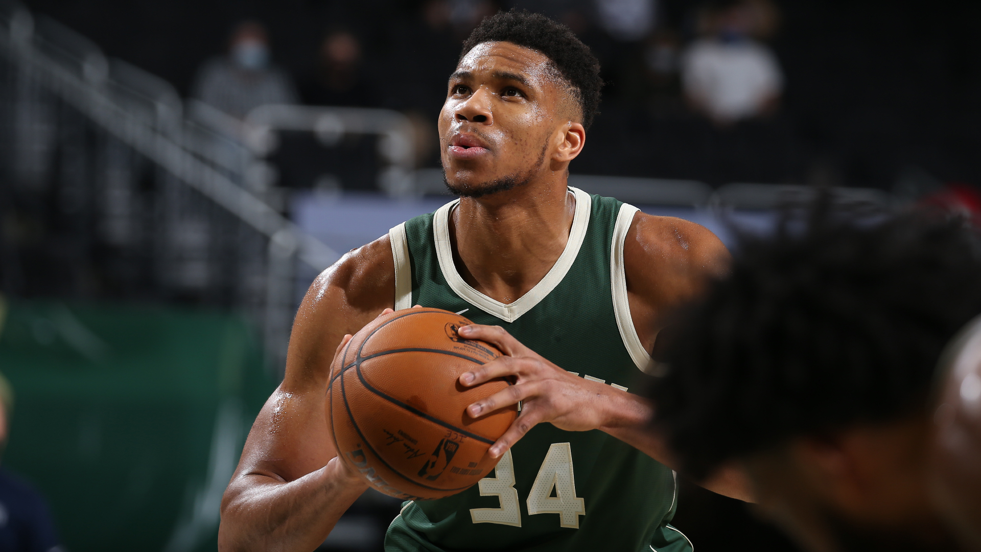 Giannis Antetokounmpo was proud of his link-up with Khris Middleton after they posted a 31-year best in the NBA against the Kings.