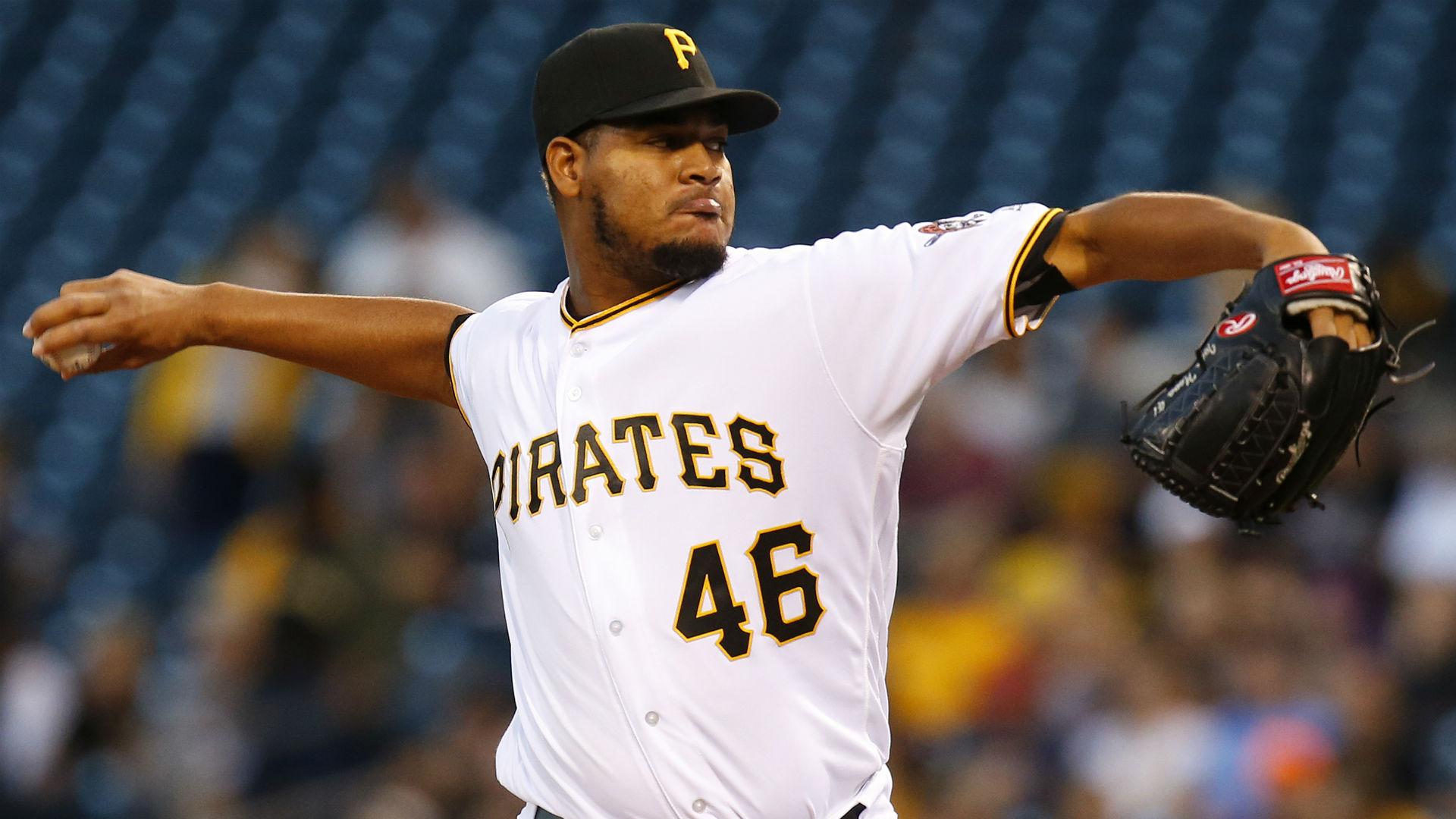 White Sox acquire Nova from Pirates