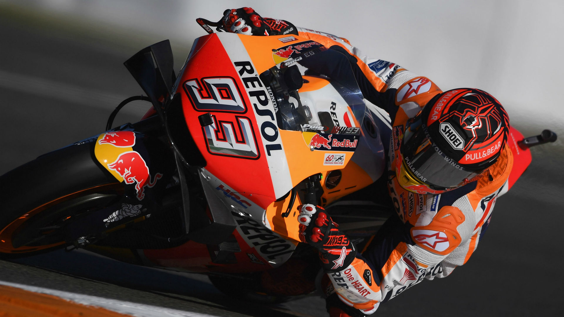 Marc Marquez has had an operation on his right shoulder following a crash during testing in Jerez.