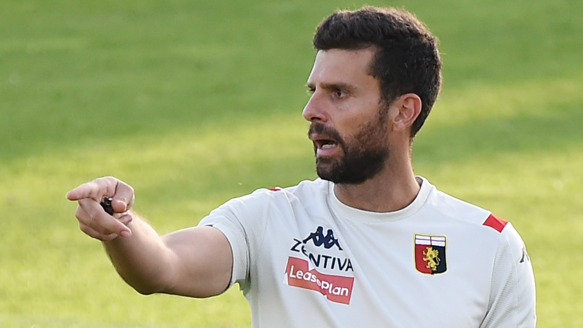 Former Genoa midfielder Thiago Motta has returned to the club as head coach.