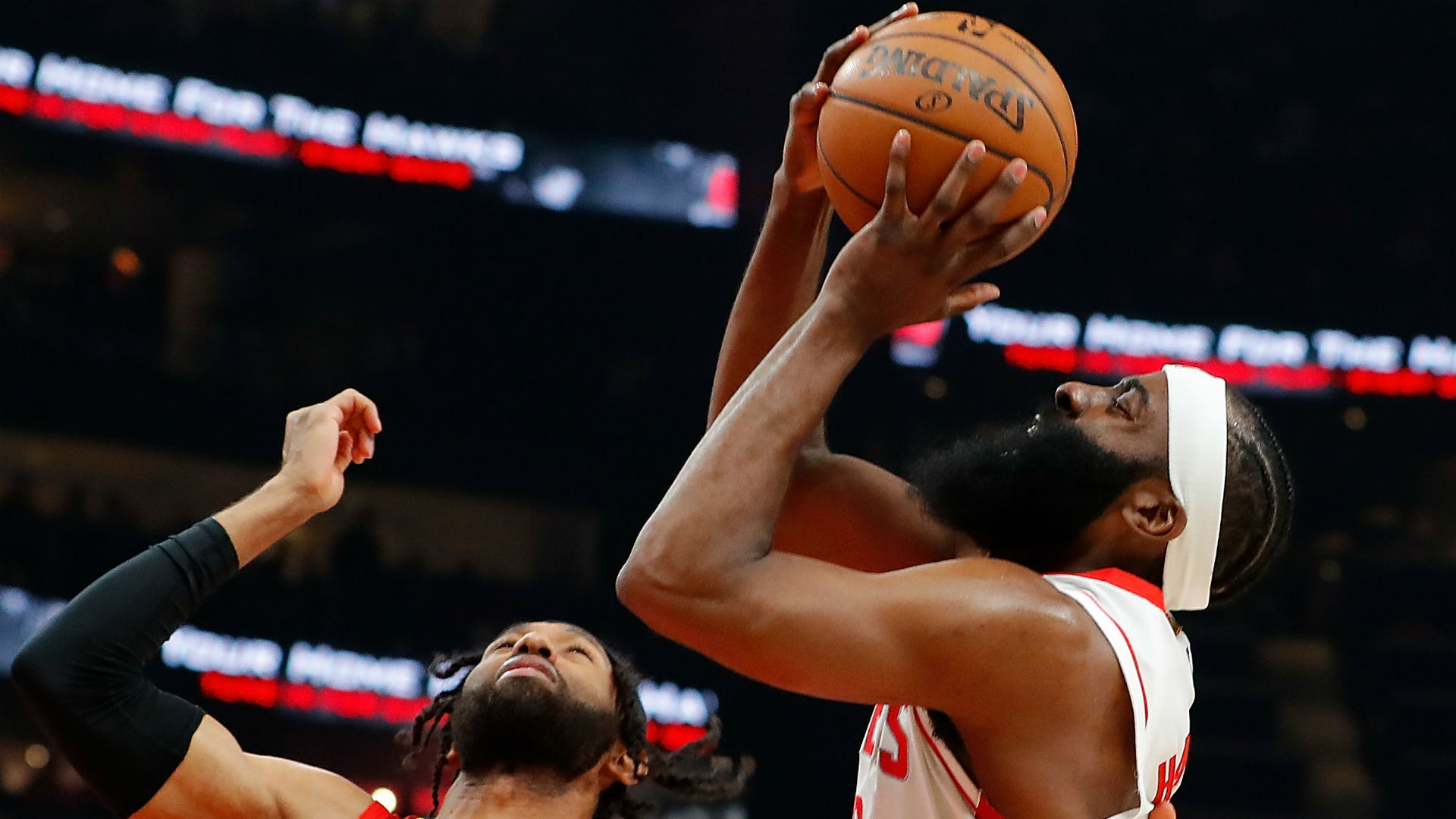 A 32-point haul in the Houston Rockets' comprehensive win over the Minnesota Timberwolves brought up a major milestone for James Harden.