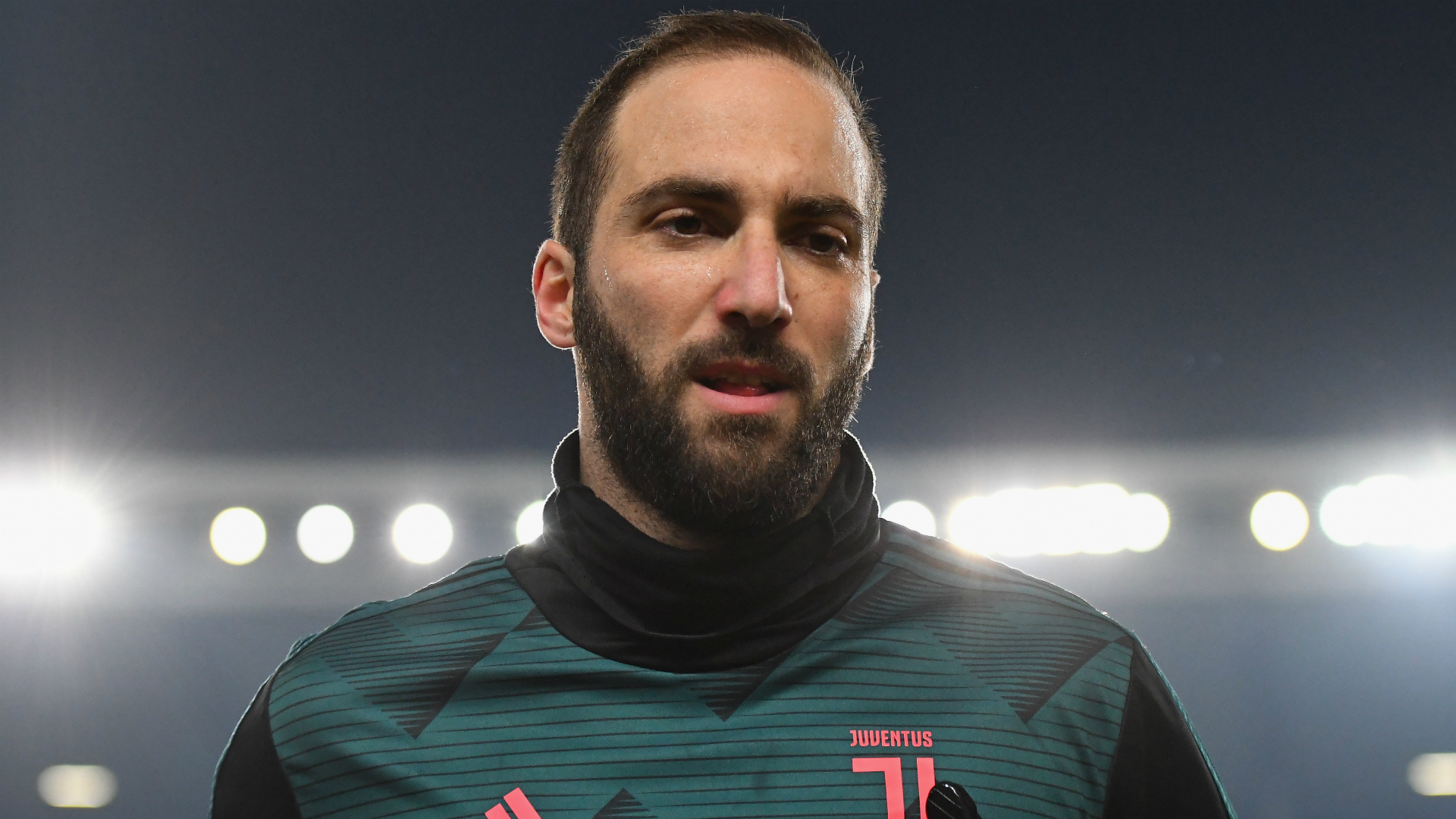 Gonzalo Higuain discussed the possibility of returning to River Plate.