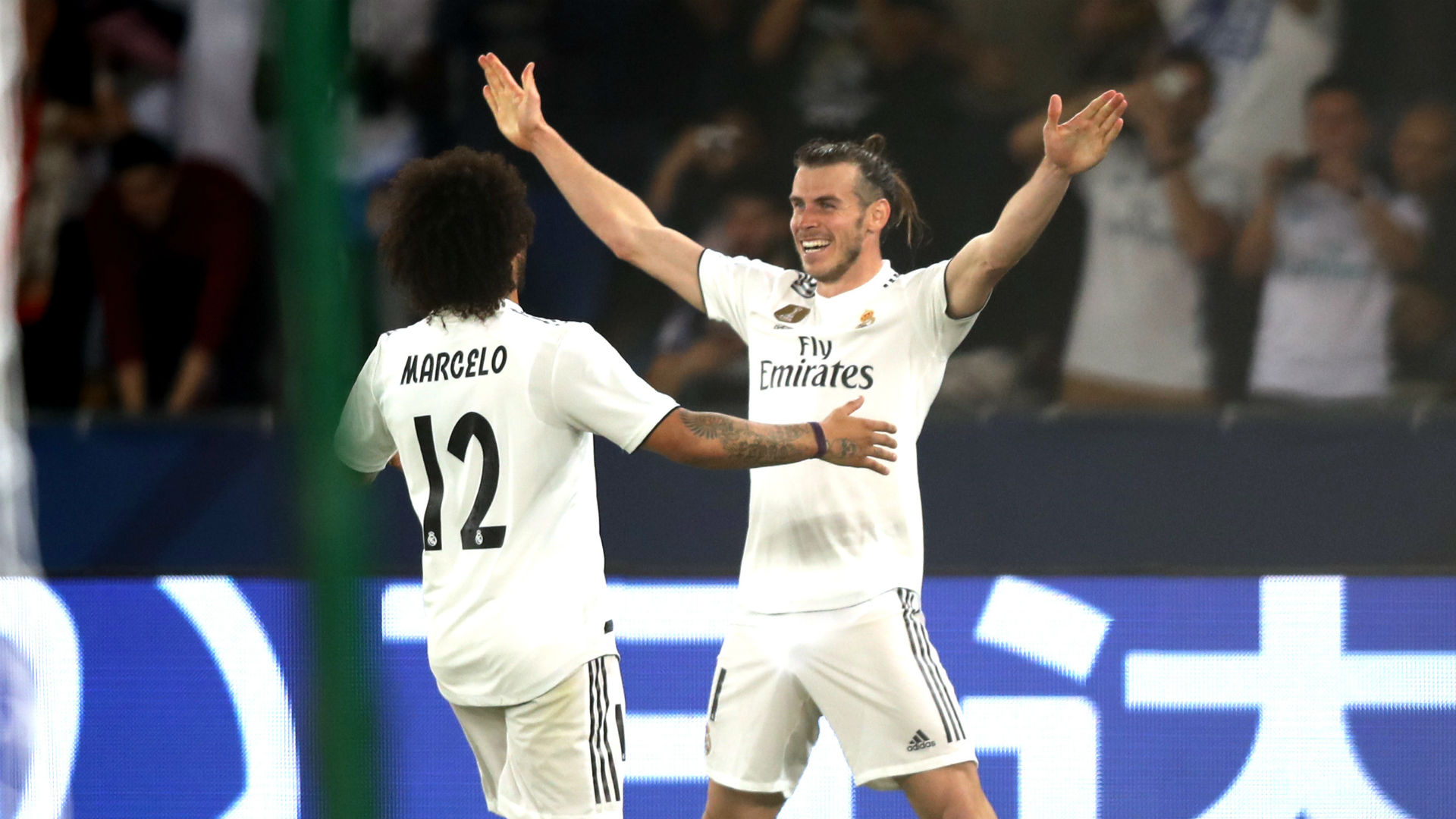 0f3bb0137 Defending champions Real Madrid cruised into the Club World Cup final with  a 3-1