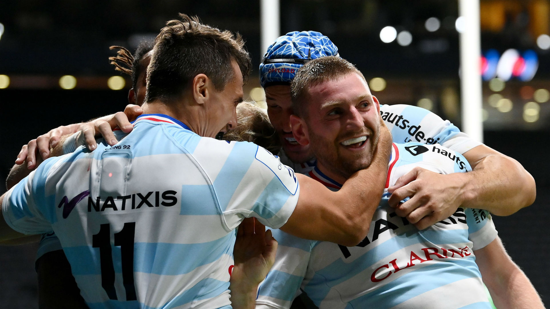 Exeter Chiefs reached their first European Champions Cup final at Toulouse's expense after Racing 92 dumped Saracens out.