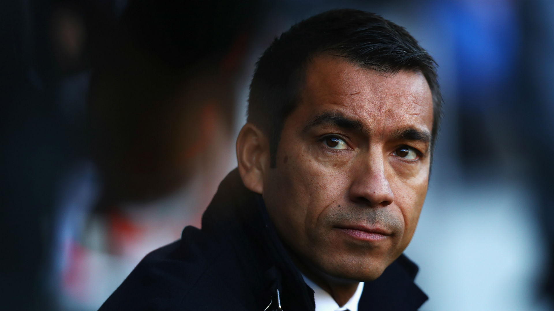 Despite being happy at Guangzhou R&F in China, Giovanni van Bronckhorst dreams of working in the Premier League.