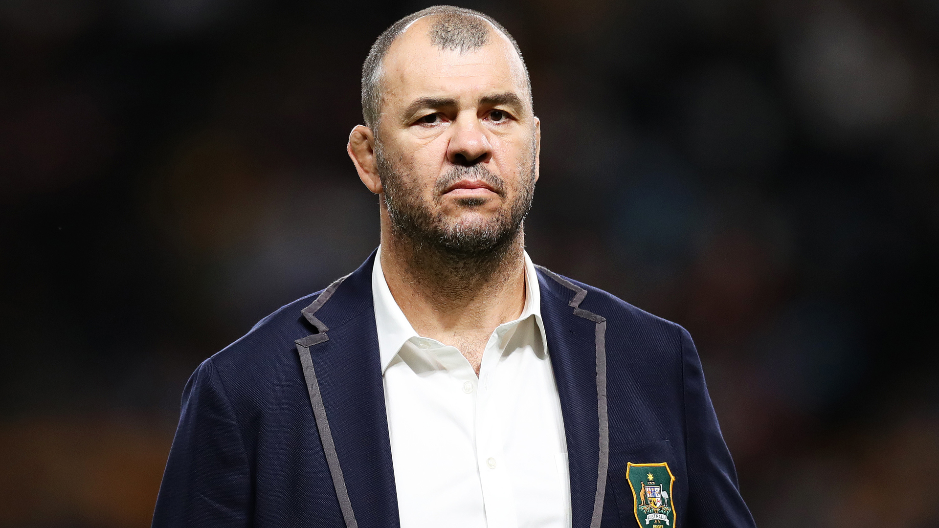 After Fiji referred a Reece Hodge tackle, Wallabies head coach Michael Cheika was unhappy.
