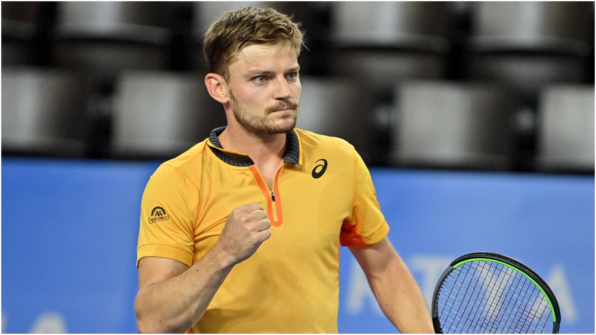 Having come through a deciding set to reach the final, David Goffin could win his first title on the ATP Tour since 2017.