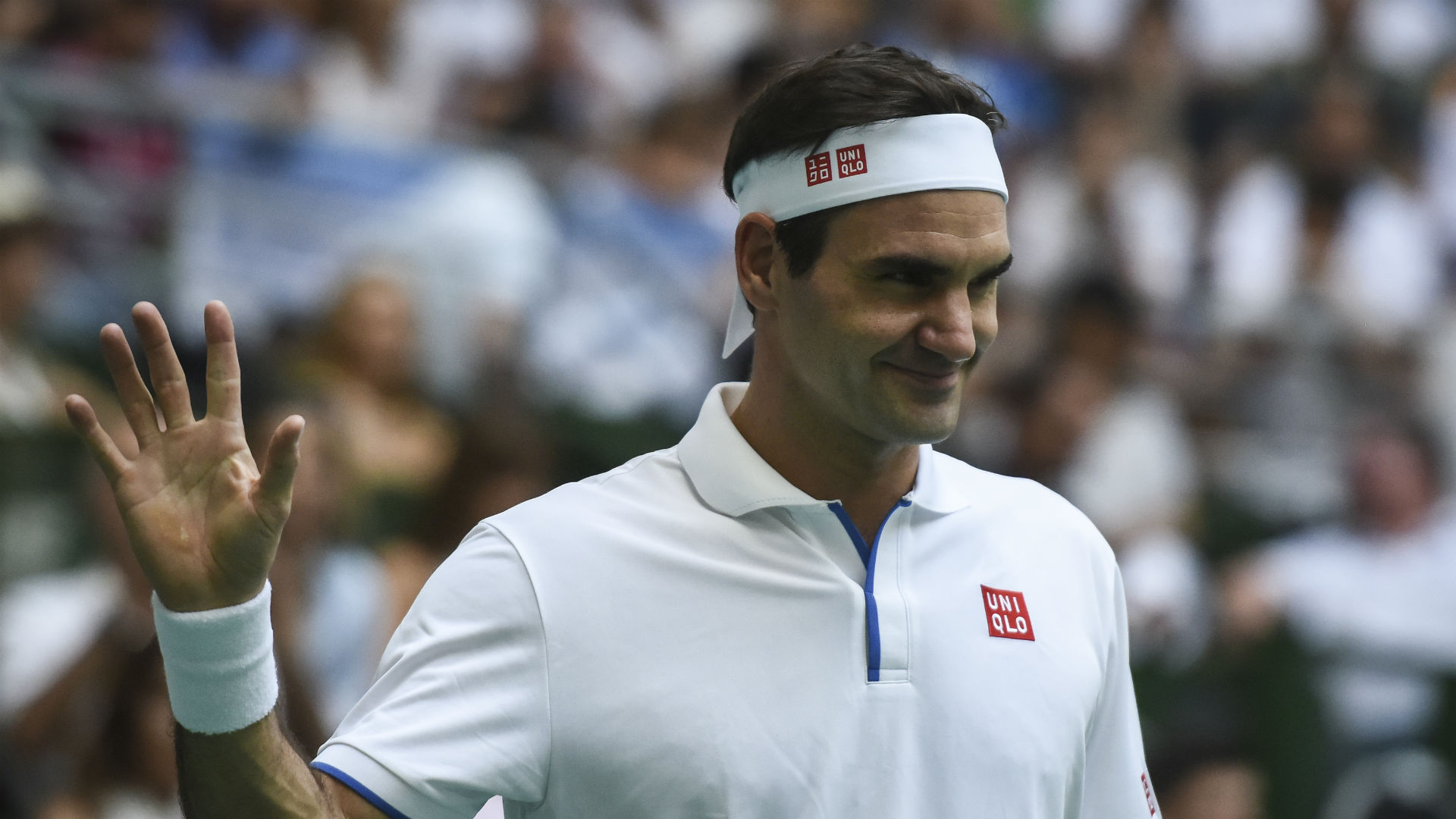 Roger Federer has no plans to bring his career to an end, though the 38-year-old admitted he is relishing the freedom retirement will bring.