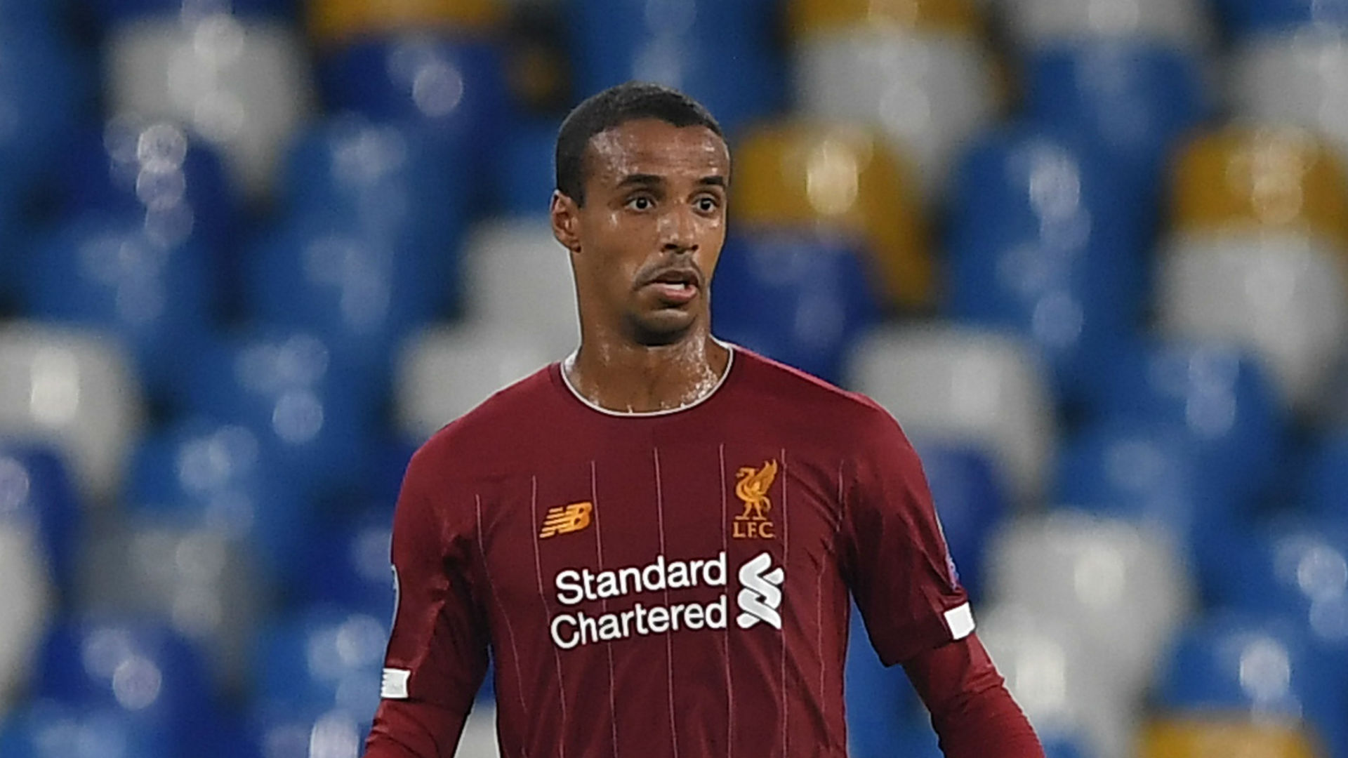 Matip fit to face Manchester United