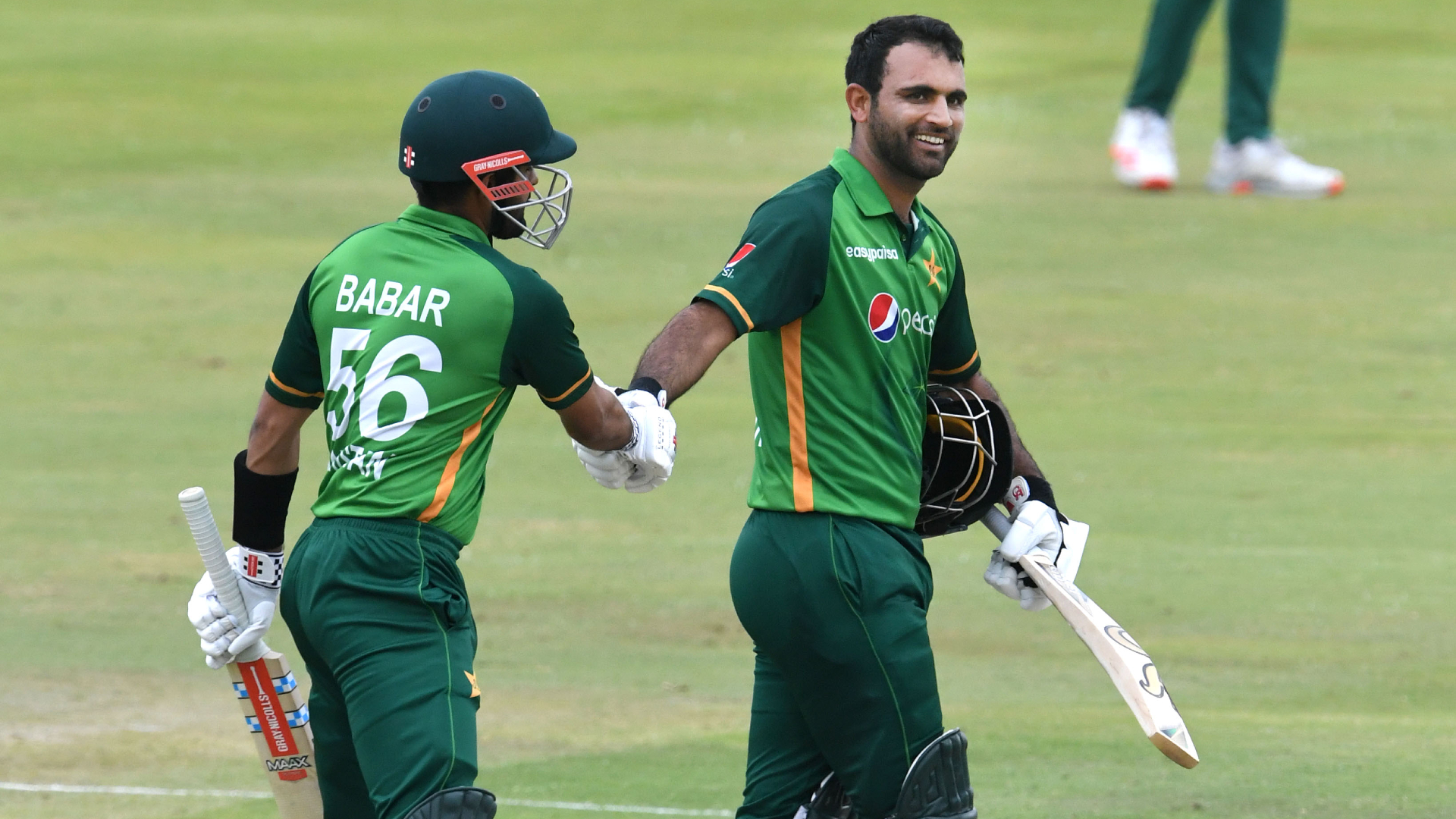 Pakistan beat a weakened South Africa side in the third ODI to ensure they emerged triumphant from the three-match series.