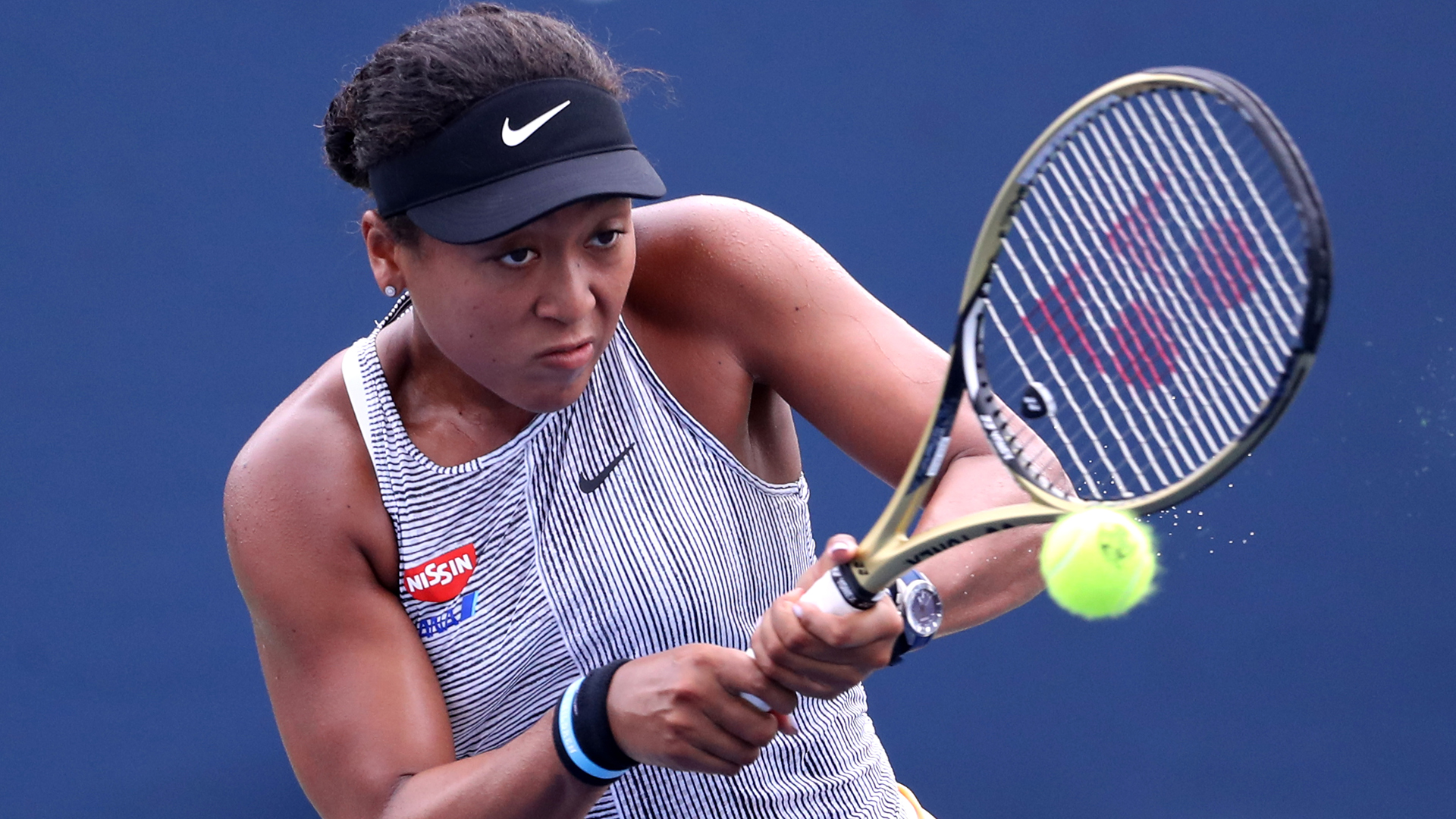 It was a good day for the seeds at the Western & Southern Open as Naomi Osaka, Simona Halep and Ashleigh Barty advanced.