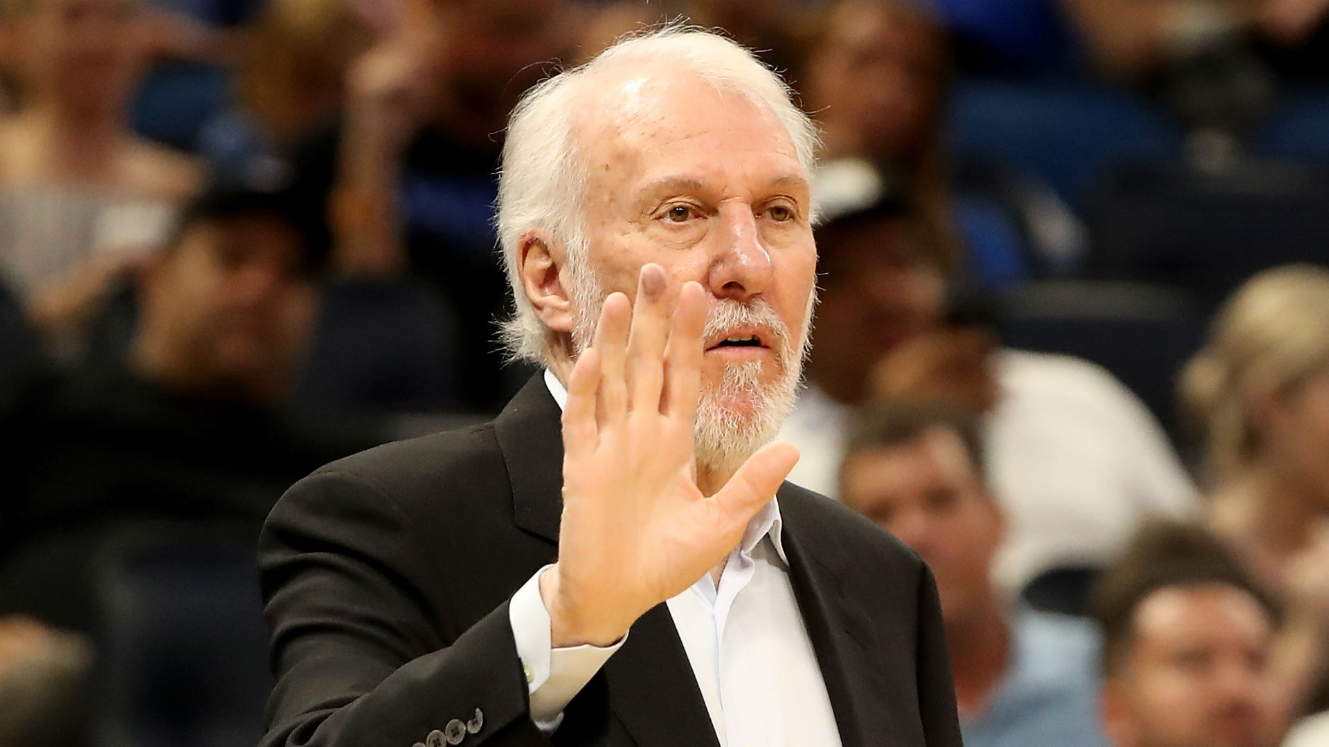 Popovich rips 'pathetic' Spurs