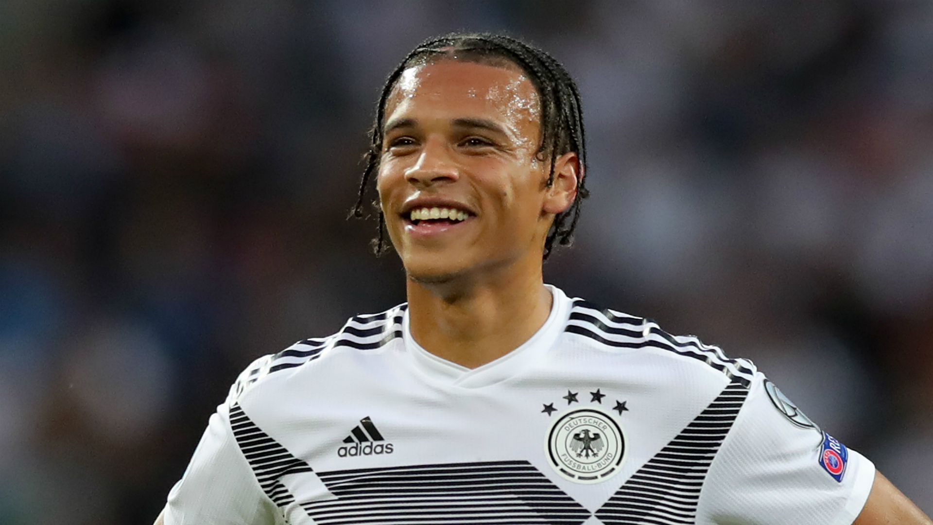 Hans-Joachim Watzke of Borussia Dortmund says it would be good for the Bundesliga if rivals Bayern Munich signed Germany star Leroy Sane.