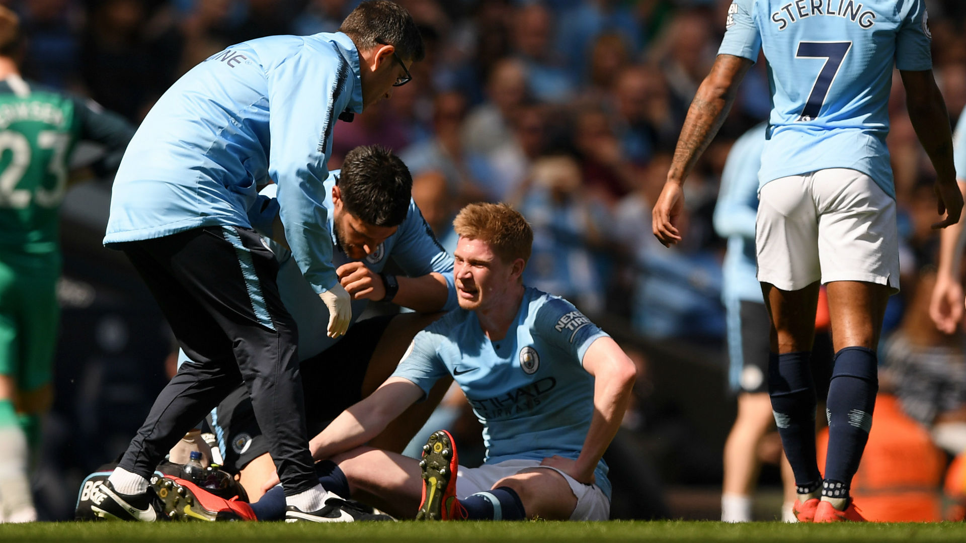 De Bruyne's season in doubt
