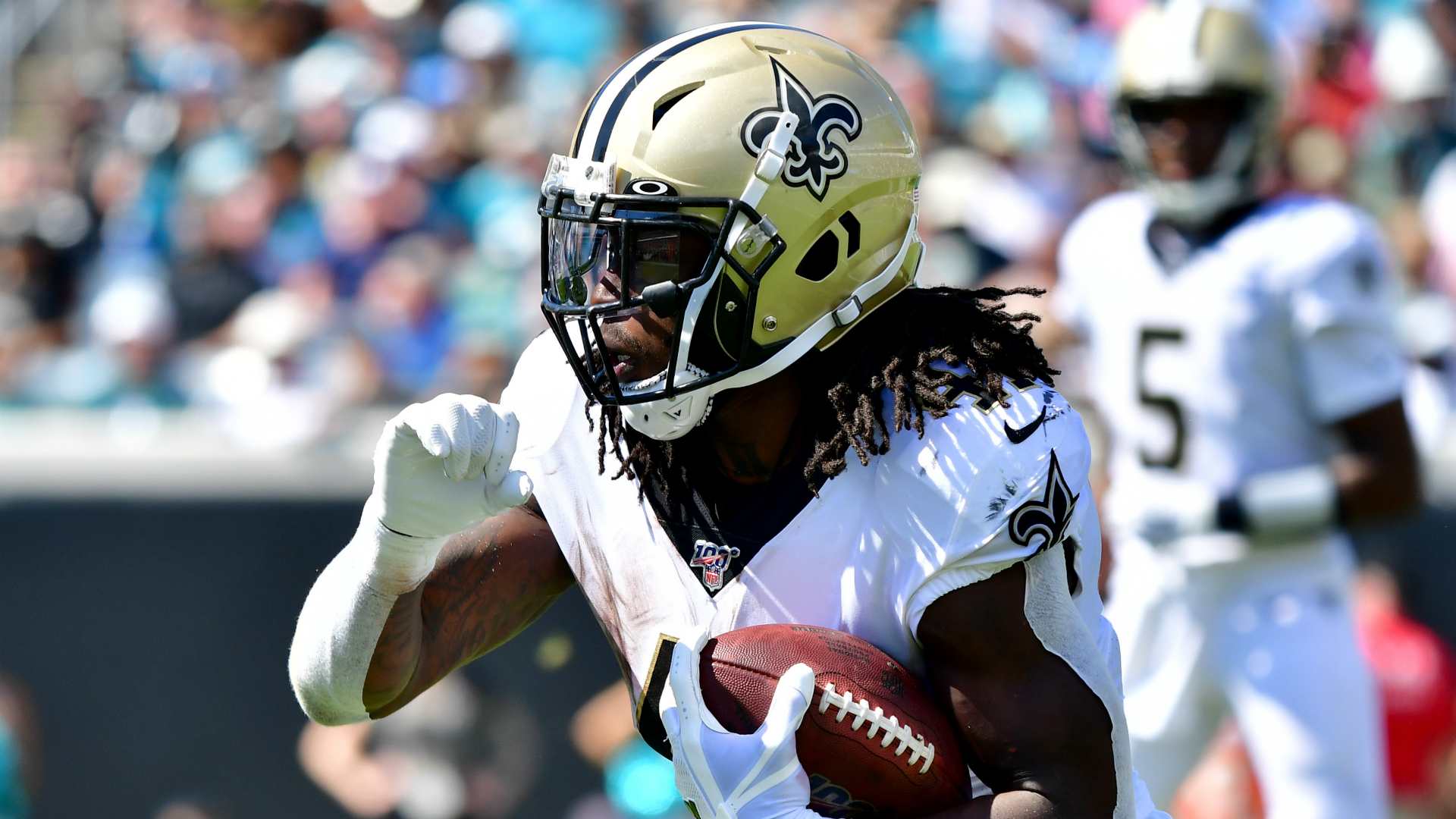The New Orleans Saints will head to the Chicago Bears without key offensive duo Alvin Kamara and Jared Cook.