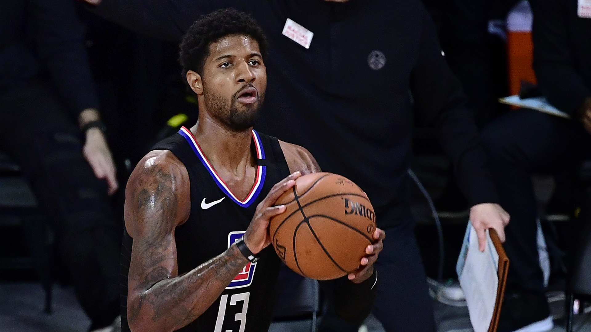 The Los Angeles Clippers will continue to grow as a team after their playoff heartbreak, says Paul George.