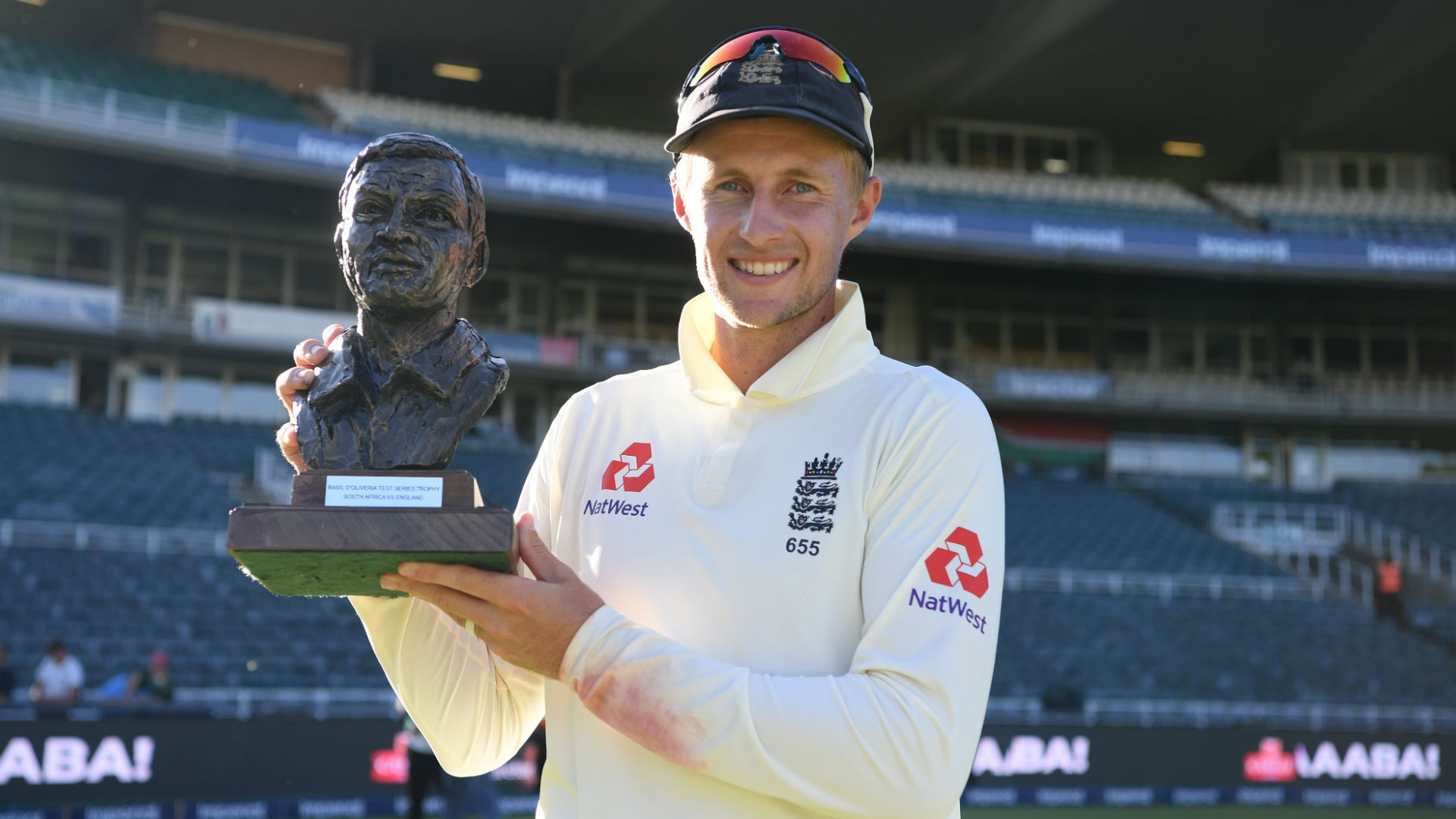 Root: Sky is the limit for England