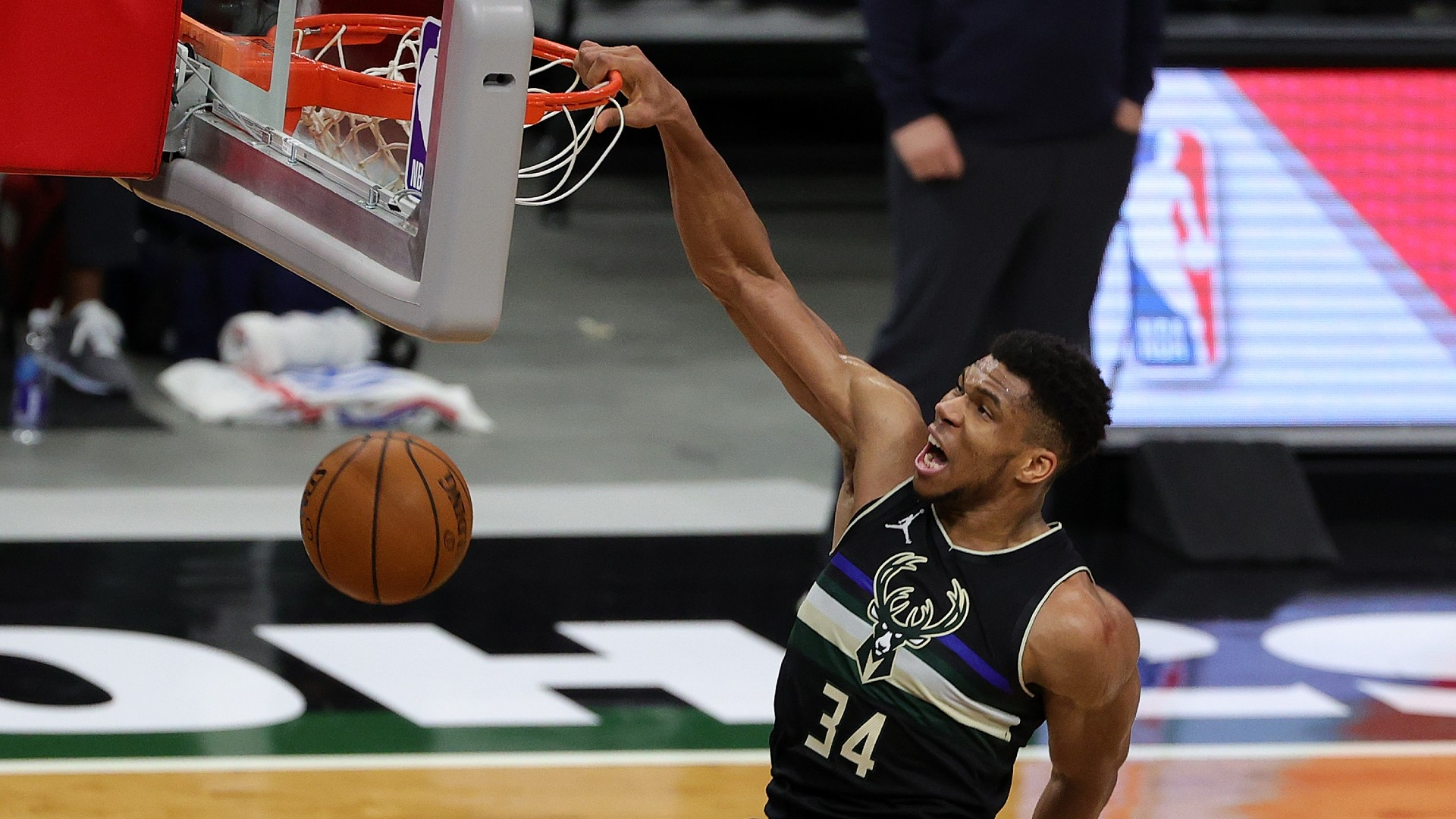 Giannis Antetokounmpo fuelled the Milwaukee Bucks to a come-from-behind win, while LeBron James and the Los Angeles Lakers celebrated a win.