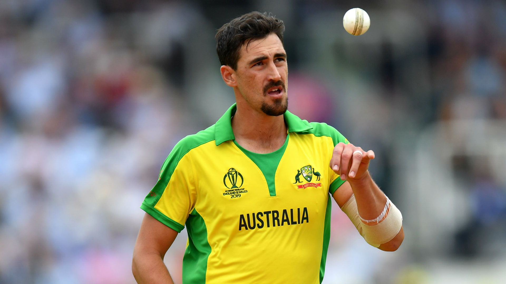 Mitchell Starc produced one of the great Cricket World Cup deliveries as Australia demonstrated why they can challenge again in 2019.