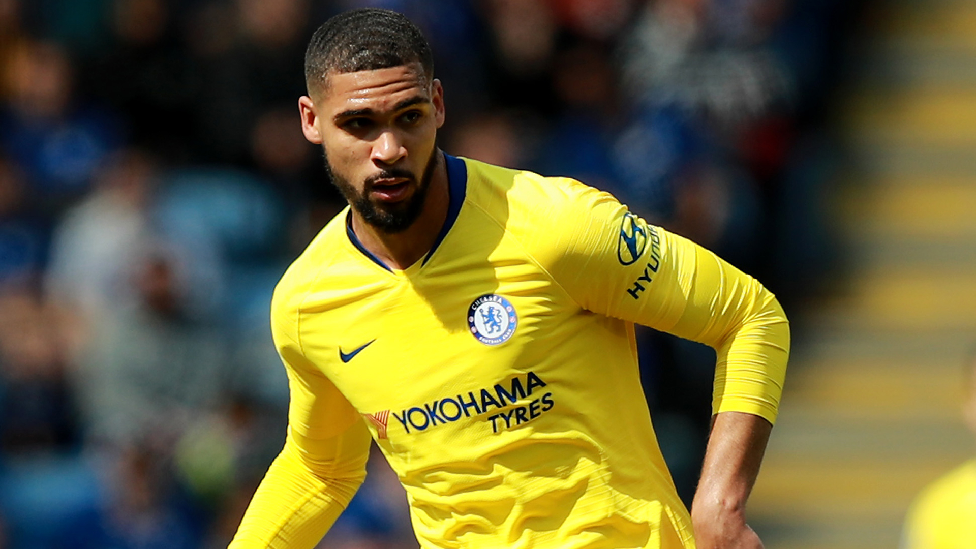 Chelsea midfielder Ruben Loftus-Cheek hurt his ankle in a comfortable friendly victory over New England Revolution.