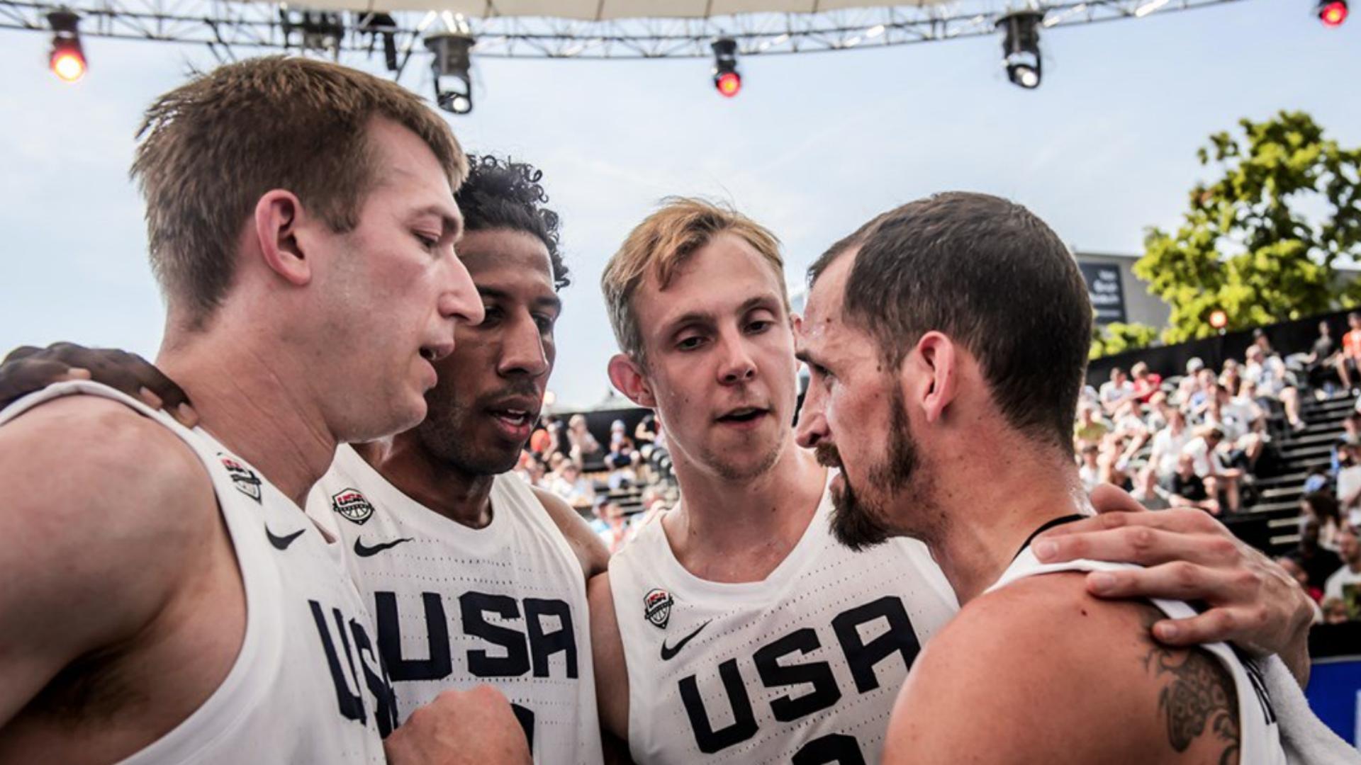 USA and China win FIBA titles
