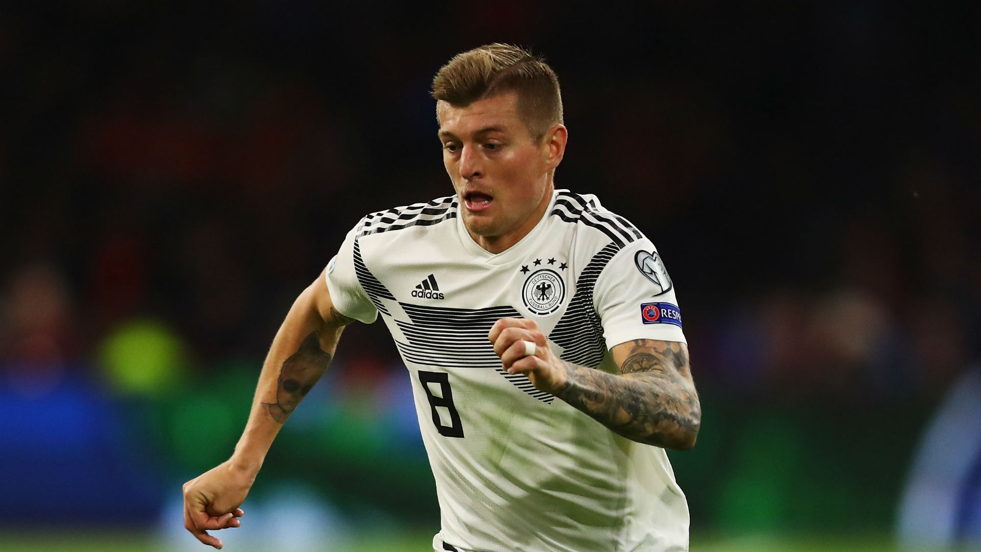 Germany will be without Toni Kroos and Marc-Andre ter Stegen in June, but Manuel Neuer could make his return from injury.